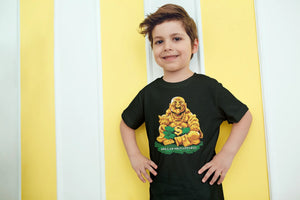 MONEY BUDDHA TSHIRT (KIDS)