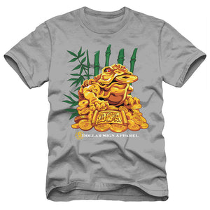 MONEY FROG TSHIRT