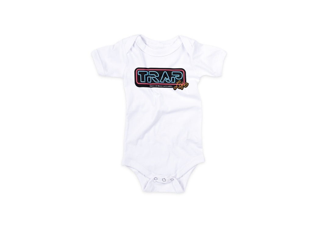 TRAP ONESIE (INFANTS & TODDLERS)