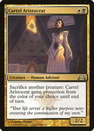 Cartel Aristocrat [Gatecrash]