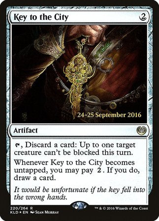 Key to the City [Kaladesh Promos]