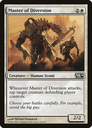 Master of Diversion [Magic 2014] | The Hall of Heroes