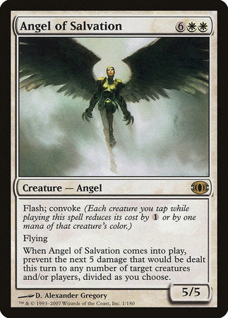 Angel of Salvation [Future Sight] | The Hall of Heroes