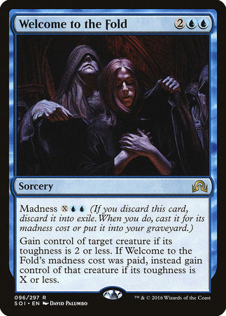 Welcome to the Fold [Shadows over Innistrad]