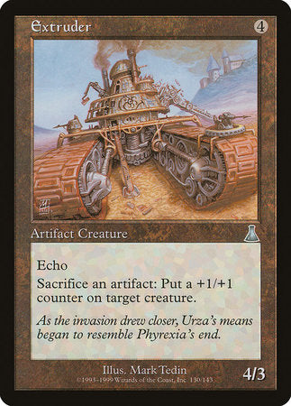 Extruder [Urza's Destiny] | The Hall of Heroes