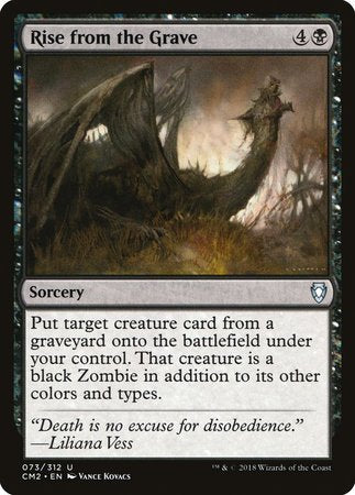 Rise from the Grave [Commander Anthology Volume II]