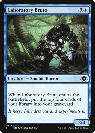 Laboratory Brute [Eldritch Moon] | The Hall of Heroes