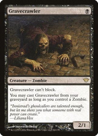 Gravecrawler [Dark Ascension] | The Hall of Heroes