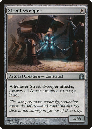 Street Sweeper [Return to Ravnica] | The Hall of Heroes