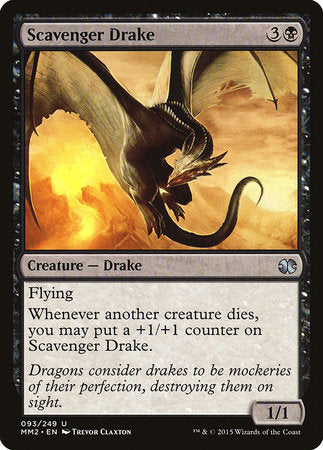 Scavenger Drake [Modern Masters 2015] | The Hall of Heroes