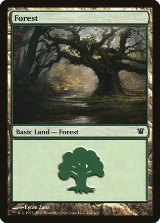 Forest (264) [Innistrad] | The Hall of Heroes