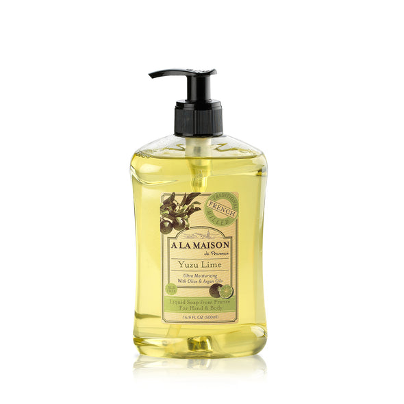 Yuzu Lime Liquid Soap 16.9 fl.oz