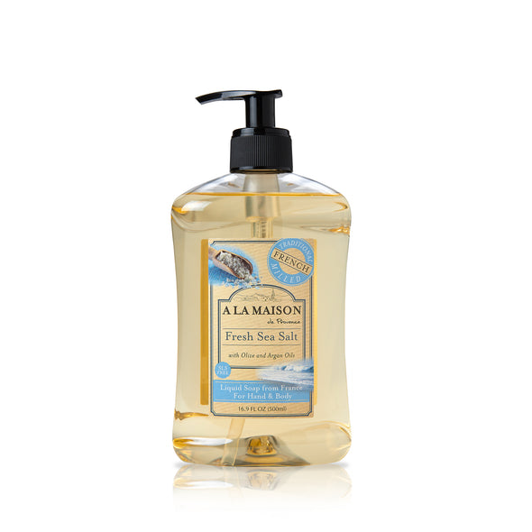 Fresh Sea Salt Liquid Soap 16.9 fl.oz