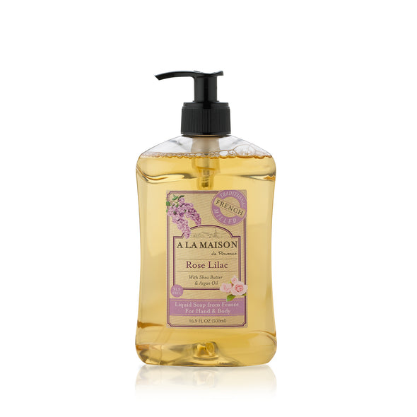 Rose Lilac Liquid Soap 16.9 fl.oz