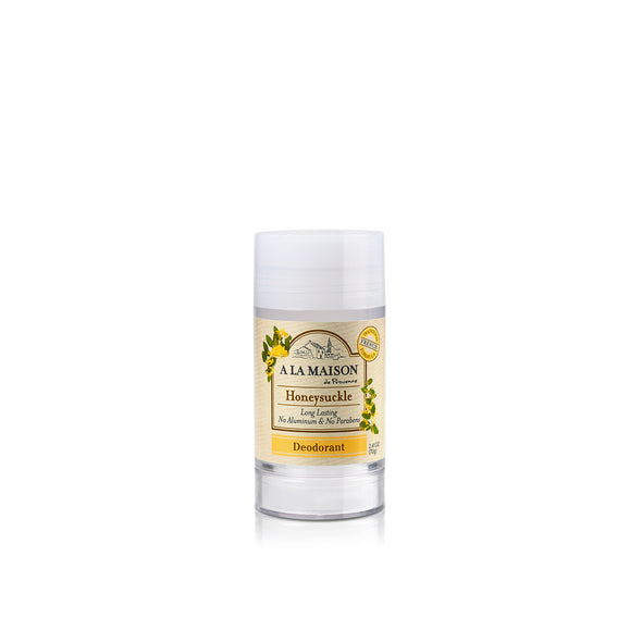Honeysuckle Deodorant 2.4oz