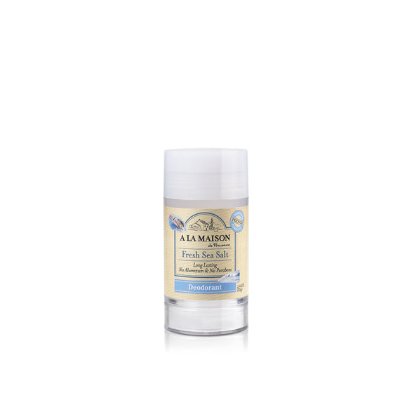 Fresh Sea Salt Deodorant 2.4oz