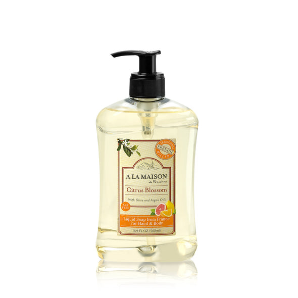 Citrus Blossom Liquid Soap 16.9 fl.oz