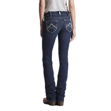 Load image into Gallery viewer, Ariat Womens R.E.A.L.™ Straight Icon Jeans