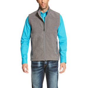 ARIAT Men's Logo Softshell Vest