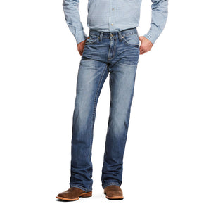 Ariat Mens M2 Relaxed Roadway Boot Cut Jean