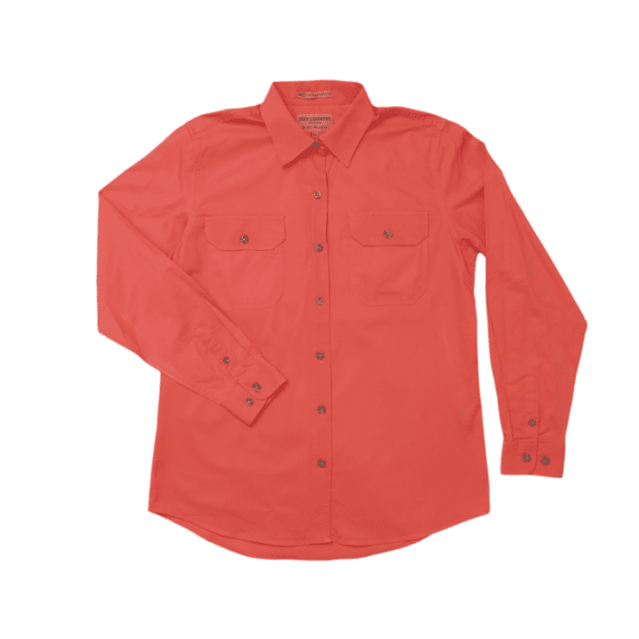 "JUST COUNTRY Womens Brooke"" Workshirt"""