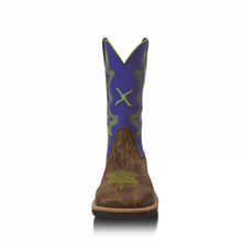 Load image into Gallery viewer, Twisted X Cowkids Ruff Stock Western Boots