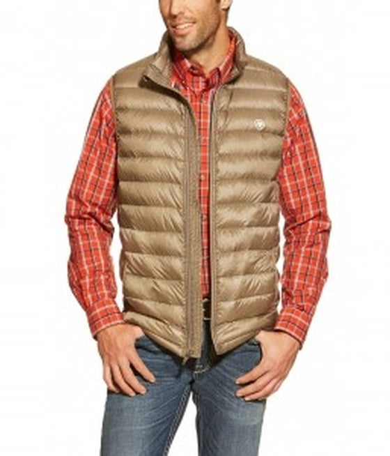 ARIAT – Mens Ideal Down Vest
