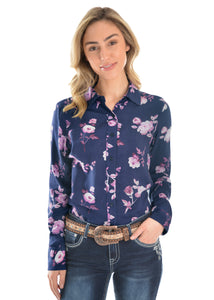 Thomas Cook Pure Western Women's Margot Print L/S Shirt