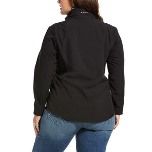 Ariat Women' s REAL Softshell Jacket Black