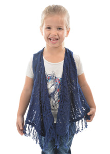Thomas Cook Pure Western Girls Savvy Vest