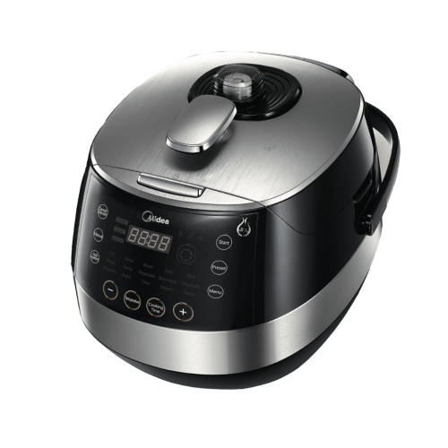 Midea 5L Pressure Cooker  MY-SS5051P - Star Sparky Direct