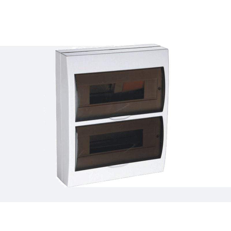 24 Way Surface Mounted Switchboard - Star Sparky Direct