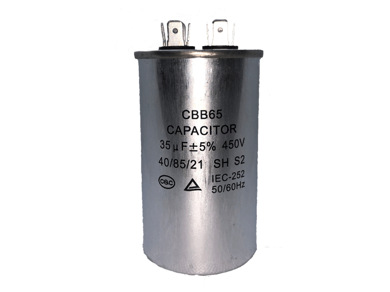 35uf Aircon Capacitor CBB65 - Star Sparky Direct