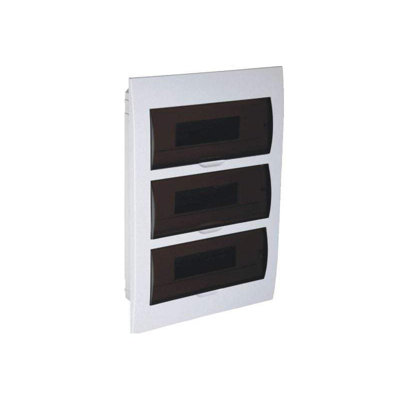 36 Way Recessed/Flush Mounted Switchboard - Star Sparky Direct