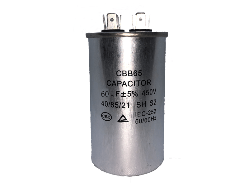 60uf Aircon Capacitor CBB65 - Star Sparky Direct