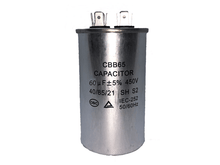 Load image into Gallery viewer, 60uf Aircon Capacitor CBB65 - Star Sparky Direct