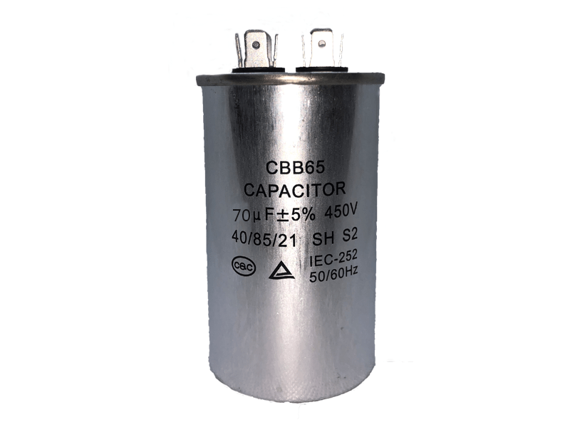 70uf Aircon Capacitor CBB65 - Star Sparky Direct