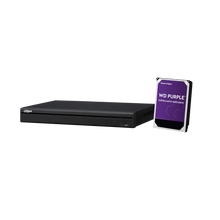 Load image into Gallery viewer, 16 Channel 1U 16PoE 4K H.265 Lite Network Video Recorder