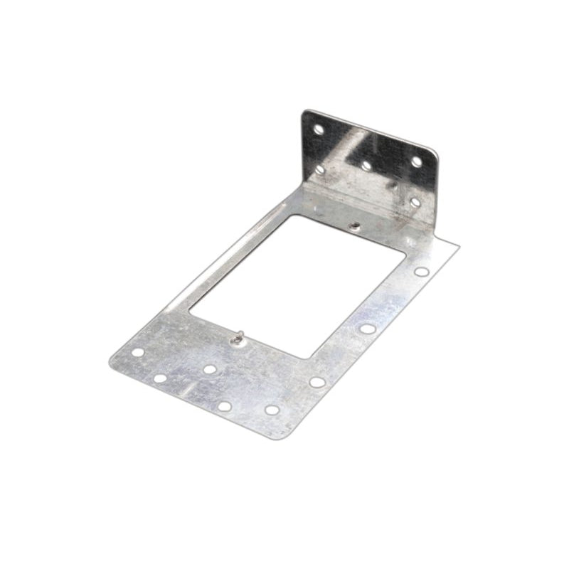 Angle Stud Bracket Horizontal Mount - Star Sparky Direct