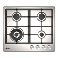 Midea Gas Cooktop Stainless Steel 60cm MCG60SS - Star Sparky Direct