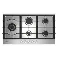 Midea Gas Cooktop Stainless Steel 90cm MCG90SS - Star Sparky Direct