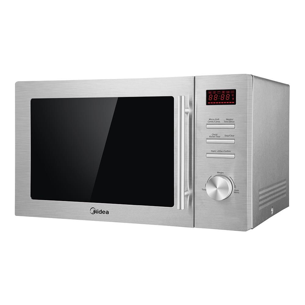 34L  Combi Convection Microwave Silver - MMW34CS - Star Sparky Direct