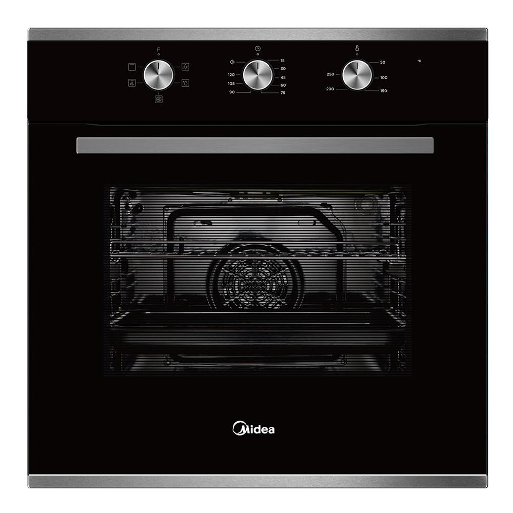 Midea Built-in Oven Multi Function Oven Black MOC5BL - Star Sparky Direct