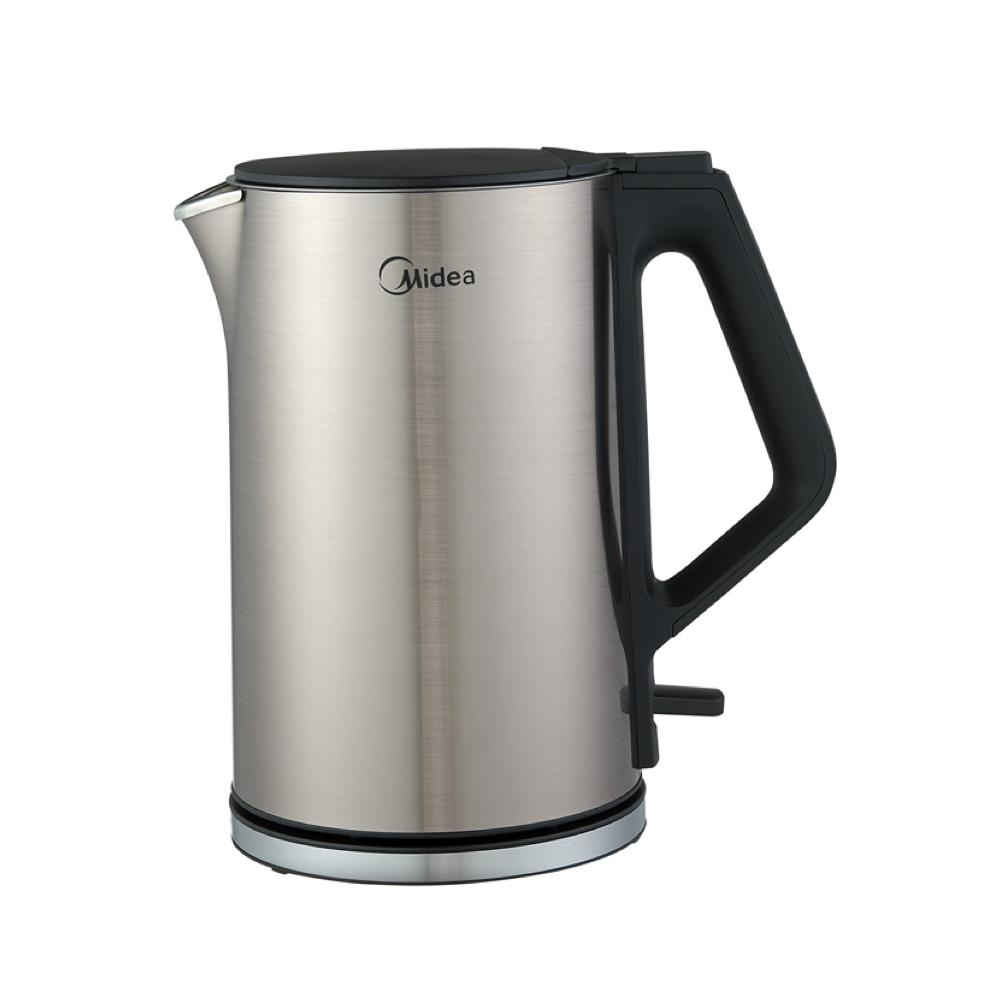 Midea 1.5L Anti-scalding Home Stainless Steel Kettle MK15H01B - Star Sparky Direct