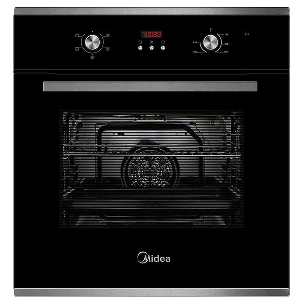 Midea Built-in Multifunction Oven LED Screen MO5BL - Star Sparky Direct