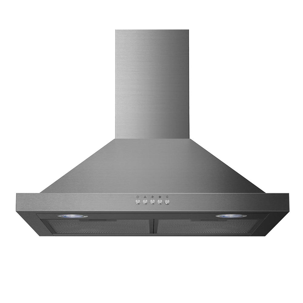Midea Pyramid Rangehood Stainless Steel 60cm MHC60SS - Star Sparky Direct