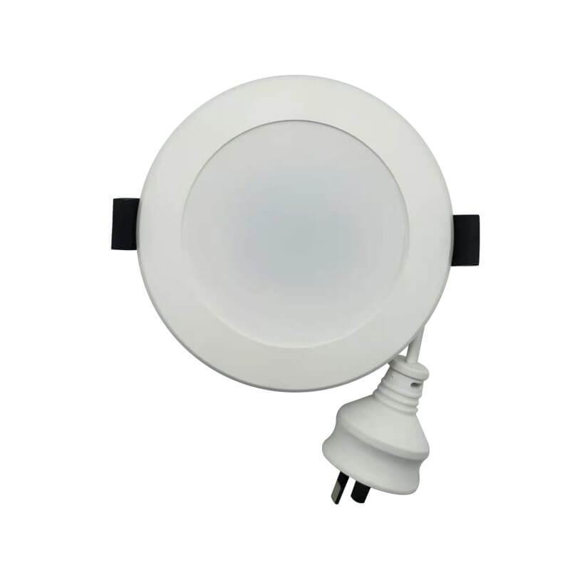Dimmable Led Downlight TriColour 9W - Star Sparky Direct