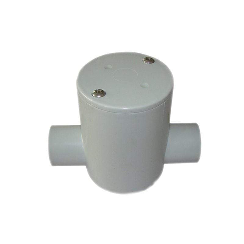 2 Way 20mm Junction Box Deep - Star Sparky Direct