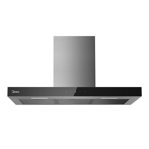 Midea Canopy Rangehood Black 90cm MHT90BL - Star Sparky Direct