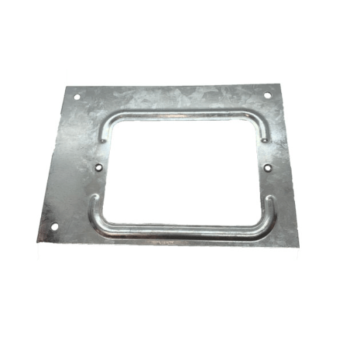 50 x Stud Bracket Flat Plate Style - Star Sparky Direct